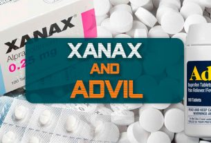 Xanax and Advil