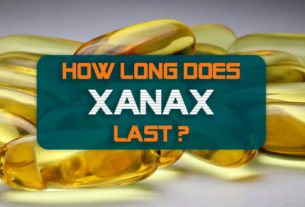How Long Does Xanax Last
